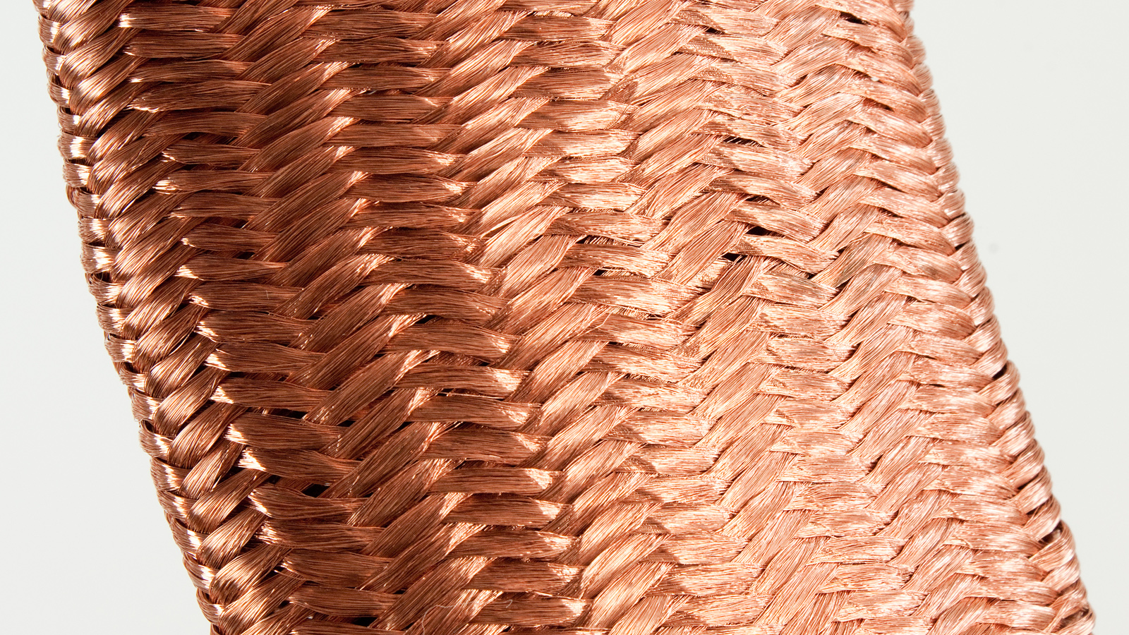 Detail of copper knit. Beautiful, isn't it? We think so!