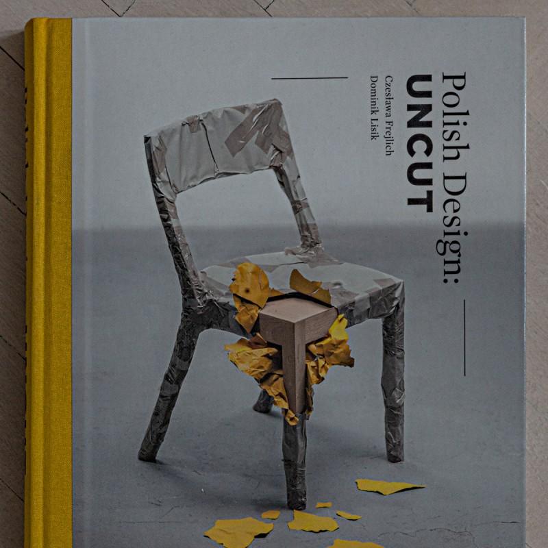 the Onion lamp by Daria Burlińska at coffee-table book on Polish design, «Design Uncut»