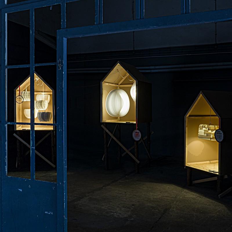 DBWT.PL «Lumen Factory» exhibition during «Wawa Design Festival 2016»